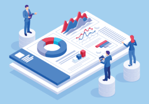 The role of big data analytics in e-commerce: A review of untouched realms of statistics and analytics